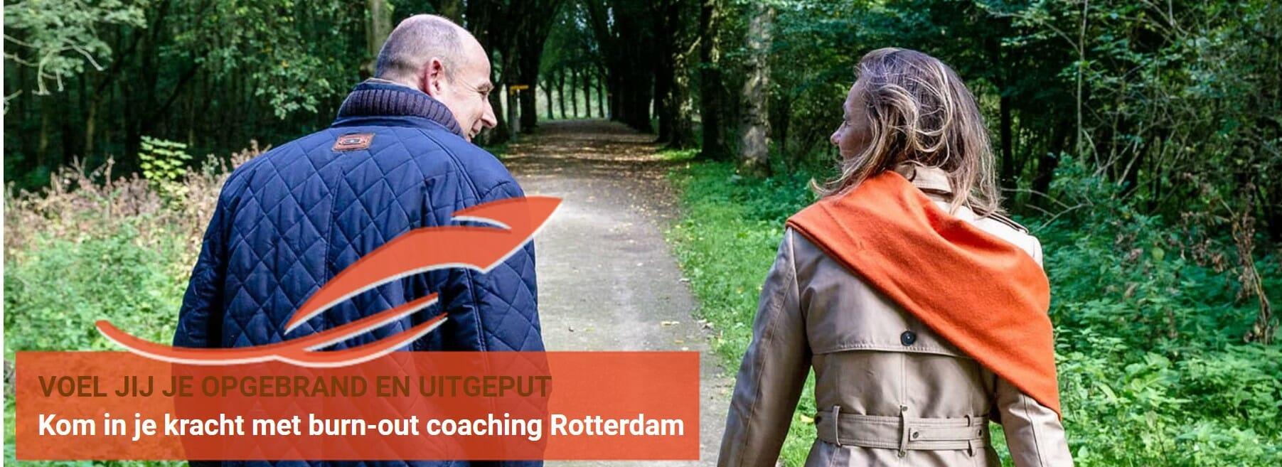 burn-out coaching Rotterdam